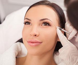Использование ботокса в косметологии